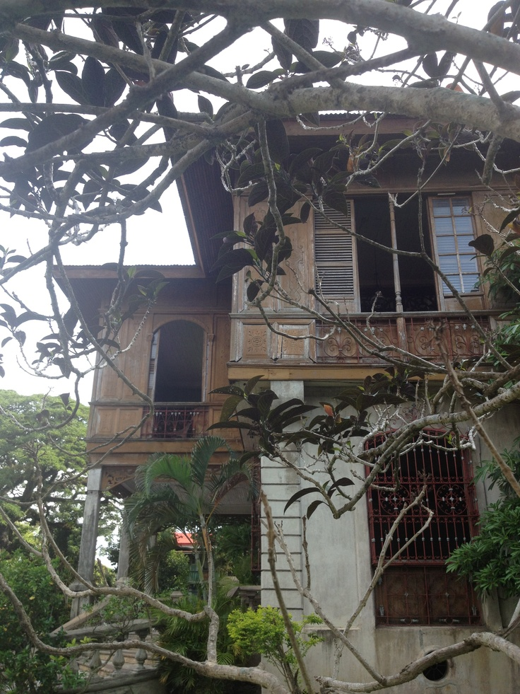 Balay Negrense (Heritage House), Silay City, Negros Occidental - May 2013