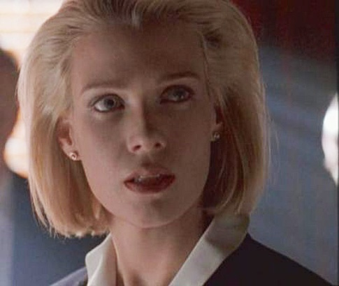 Laurie Holden as Marita Covarrubias in The X-Fileshttp://bit.ly/IeC1ar