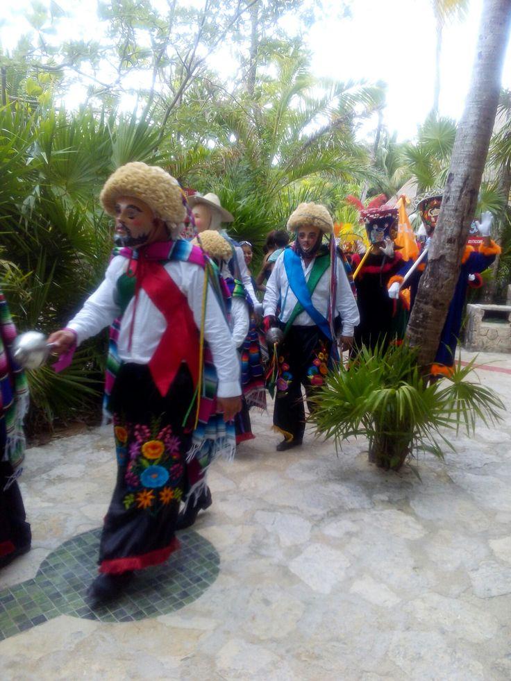 Chinelos de Morelos México