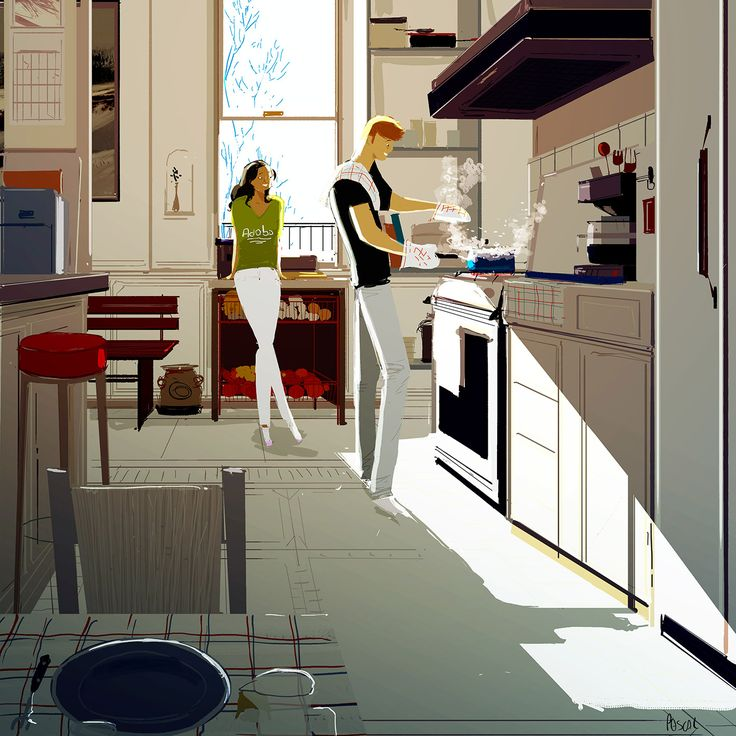 Home cooked. #pascalcampion 2015
