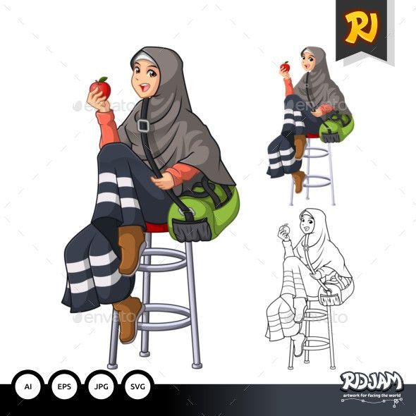 image Char chudasi muslim girls