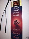 Get This Special Offer #7: Beauty & the Beast movie film cell bookmark memorabilia collectible disney an