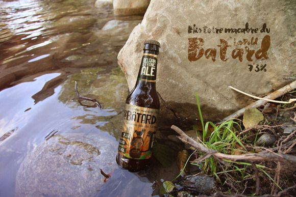 Beer | Logo Nature Mockup by Pere Esquerrà on @creativework247