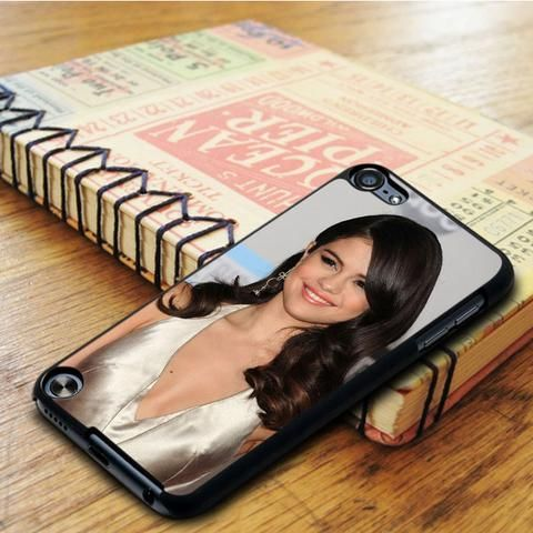 Selena Gomez Hair Highlights iPod 5 Touch Case