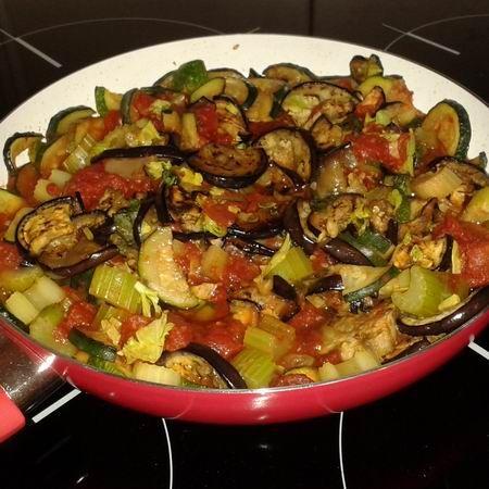 Mediterrán zöldségragu - Recipe - Egytálétel receptek..