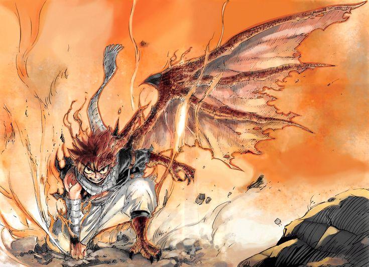 Anime Fairy Tail Movie 2: Dragon Cry Natsu Dragneel Wallpaper
