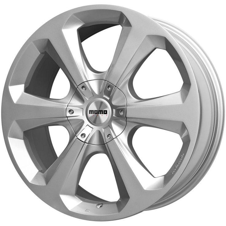 """18"""" MOMO Hexa SIL 8J ET34 alloy wheels BMW 3 Series Touring E91 330 335 05-12 #bmw http://www.ebay.co.uk/itm/252416792296"""