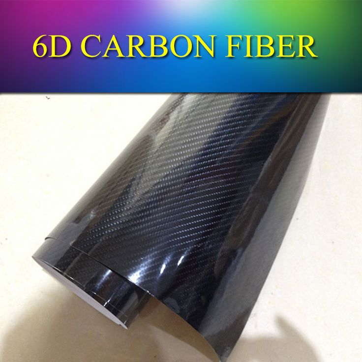 Find More Stickers Information about 1.52x20m(5x65ft) Black Premium Glossy 4D carbon fiber High gloss glossy 6D Carbon Fiber Vinyl Wrap film Sticker air release,High Quality sticker butterfly,China film lomo Suppliers, Cheap stickers school from ROCOL on Aliexpress.com