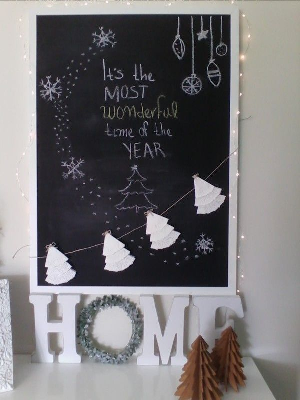 Part of our Christmas entryway !!!