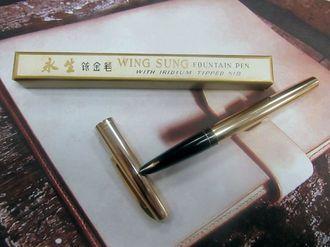 перьевые ручки винтаж
