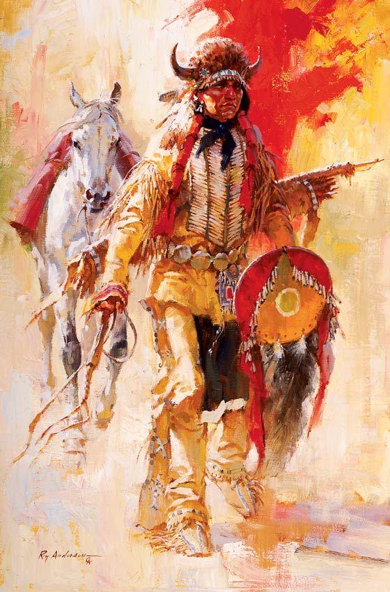 Roy Andersen -  Kiowa Medicine