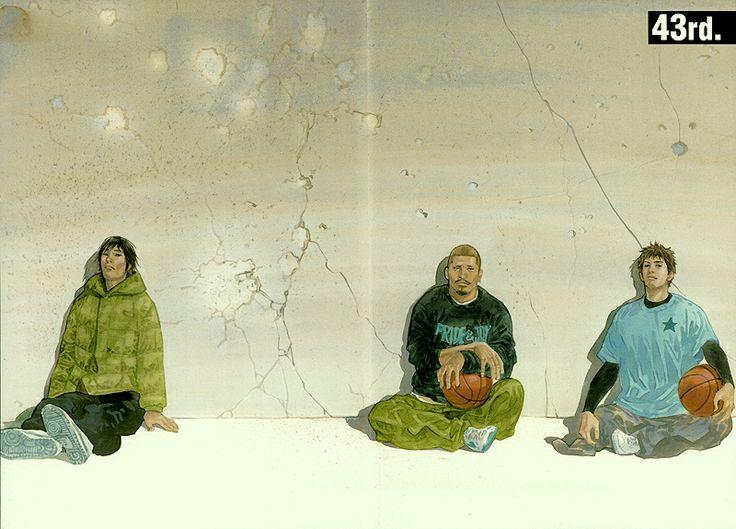 Takehiko Inoue .. : Photo