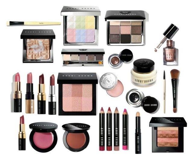 Dream Closet Bobbi Brown Beauty By Stephaniefb Liked On Polyvore Featuring