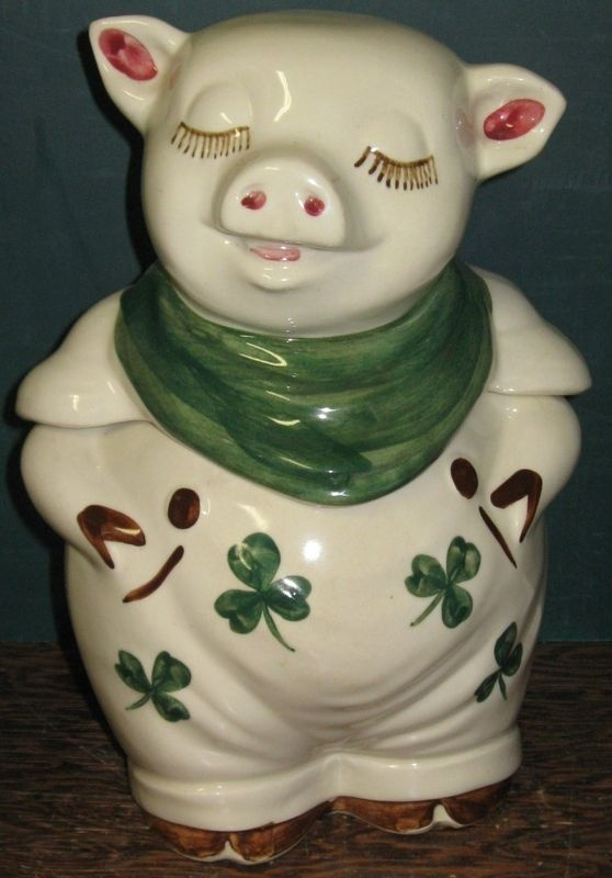 76 Best Vintage Cookie Jars Images On Pinterest Vintage