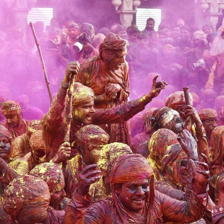Τhe festival of colors