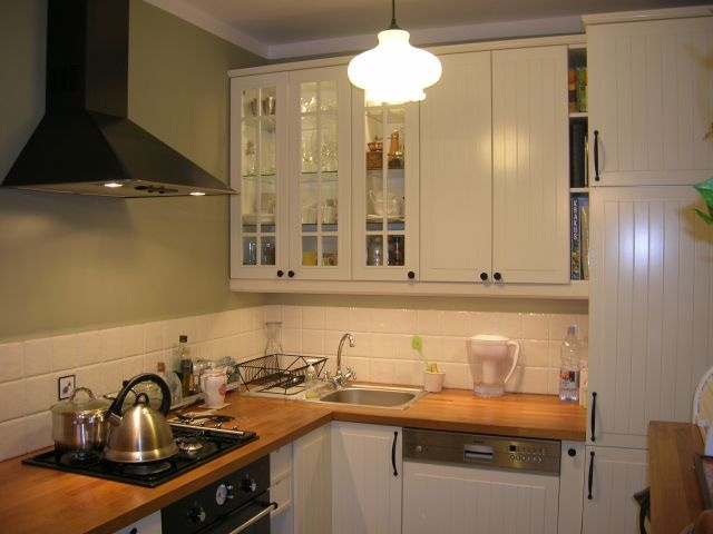 Minimalist Kitchen Countertop Decor