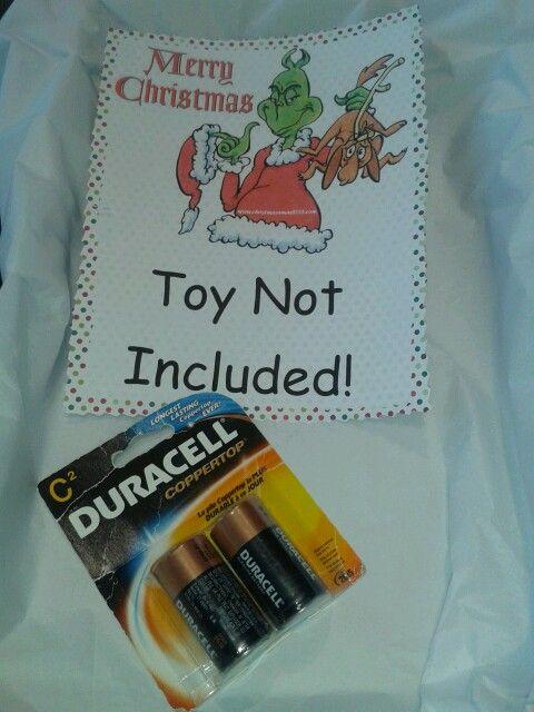 Christmas joke gift! | Christmas | Pinterest | Christmas ...