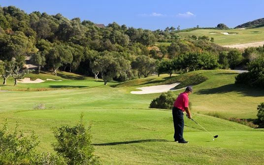 Finca Cortesin Golf Club Casares, Malaga, Spain