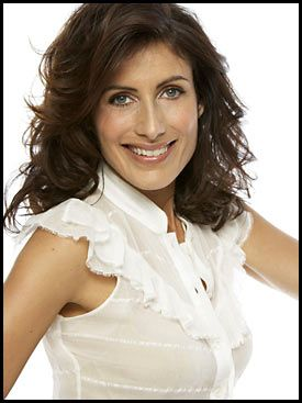 """Lisa Edelstein  Looks kinda """"mutton as lamb"""" - and she's not old!"""