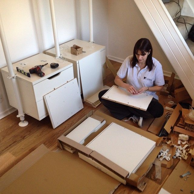17 Best Images About Flat Pack Furniture Assembly On