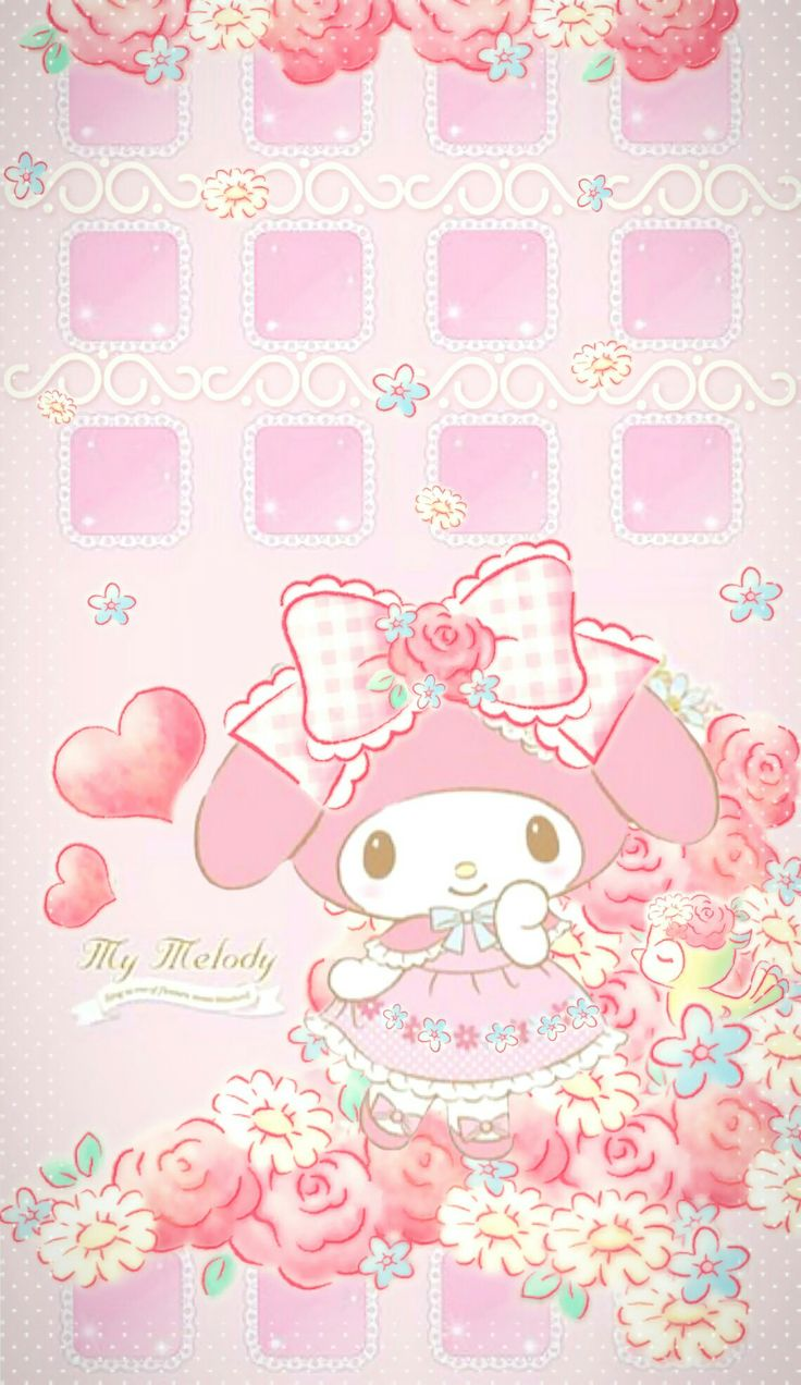 117 Best My Melody Images On Pinterest