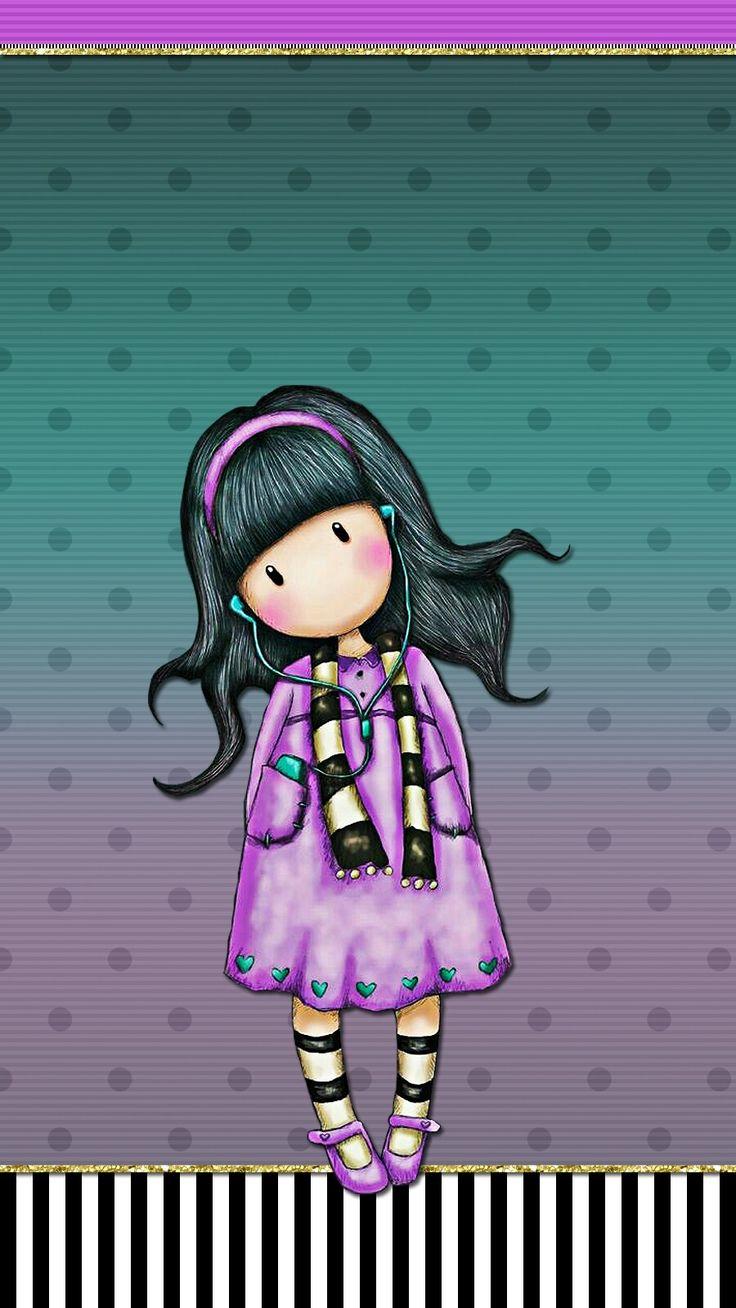 Gorjuss girl wallpaper iphone | Abstract HD Wallpapers 6