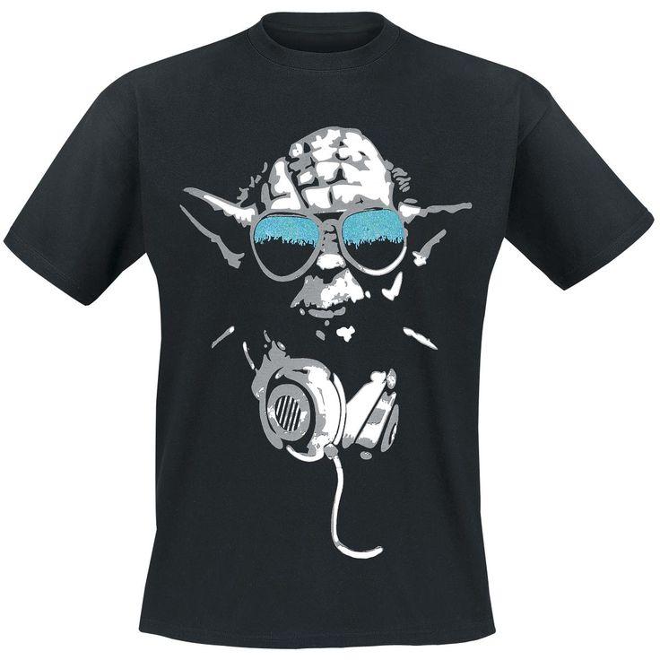 Yoda Cool - Star Wars - T-paita. Koko M