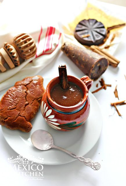 Champurrado recipe mexican thick chocolate drink