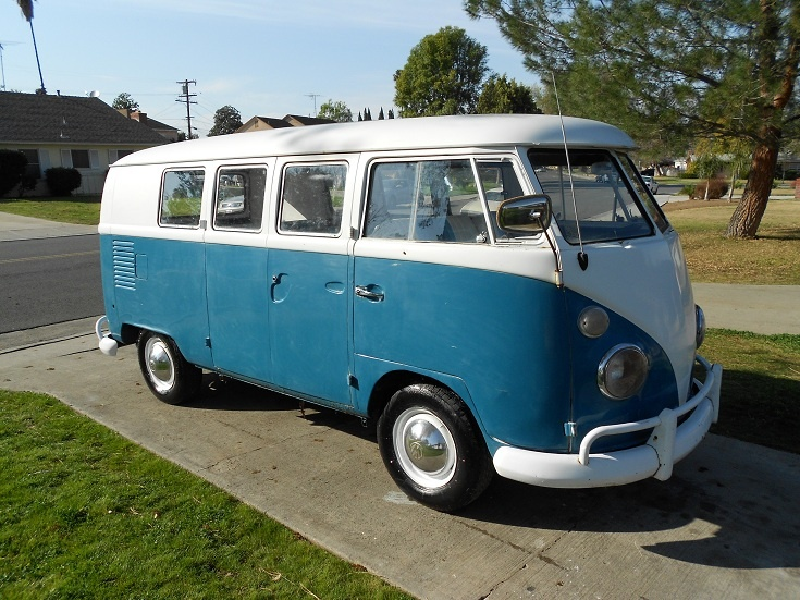1967 VW Micro Bus Full Passenger - $11000 | CraigsList ...