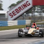 Arrow Electronics and Lenovo Give IndyCar's Schmidt Peterson Motorsports a Big Data Advantage in 2017