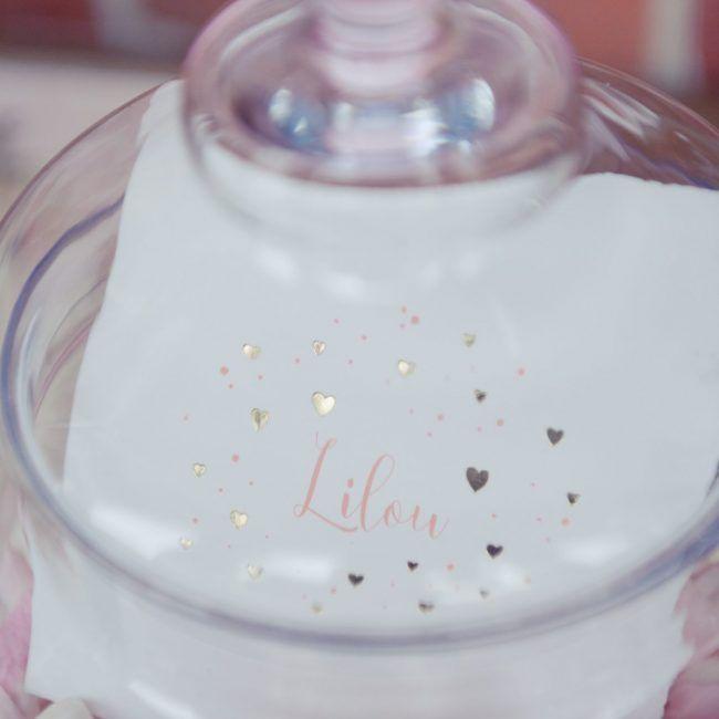 geboortekaartje lilou baby newborn babyborrel MAMA to the max