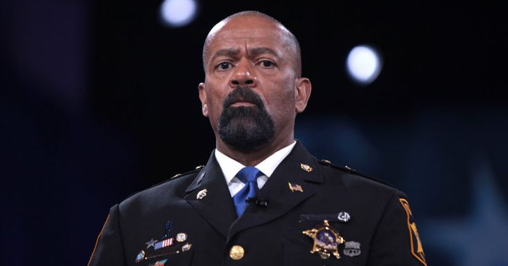 Report: Sheriff Clarke to Meet Trump Monday For Possible DHS Appointment