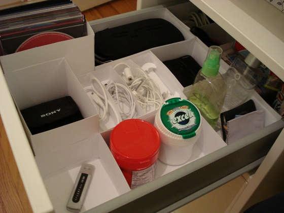 DIY Drawer Organization Boxes | DIY | Pinterest