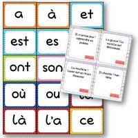 U n petit jeu de cartes pour travailler les homophones grammaticaux . Ce jeu…