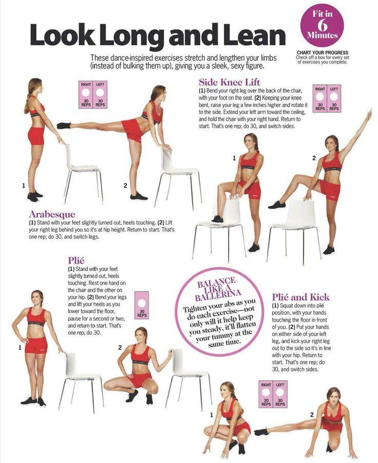Exercises Longer Legs 29