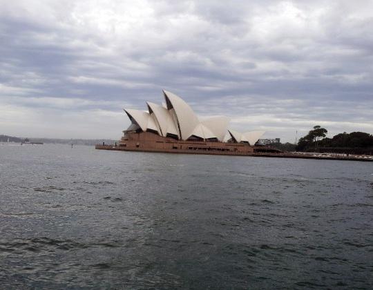 #operahouse #Sydney #harbour #oz  @mikemanouevre