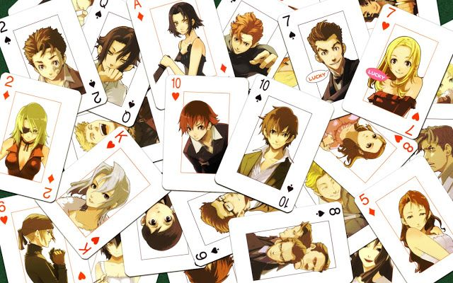 Baccano! BD [Batch] Subtitle Indonesia - ANIME COLLECTION SAVE