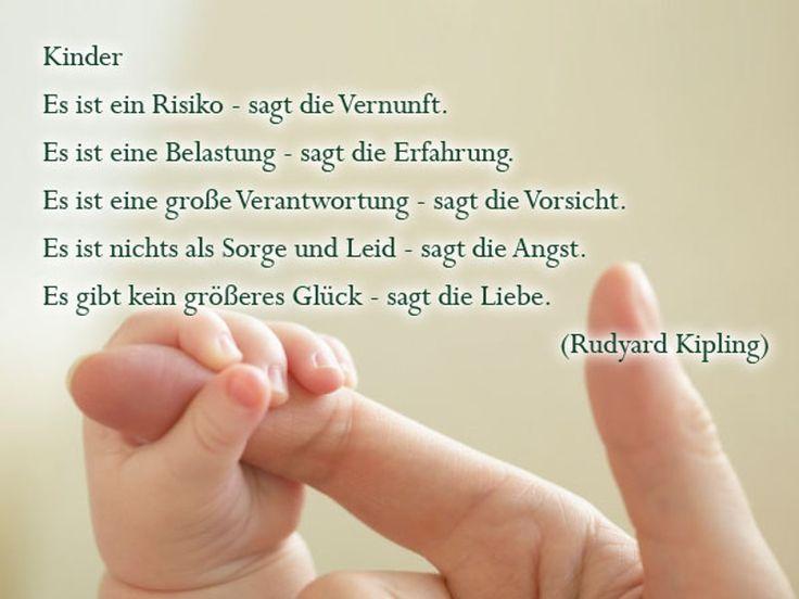 Sprüche zur Geburt: Die schönsten Zitate