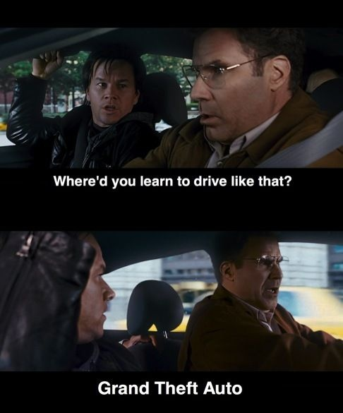 Funniest Movie Quotes: Will Ferrel And Mark Wahlberg