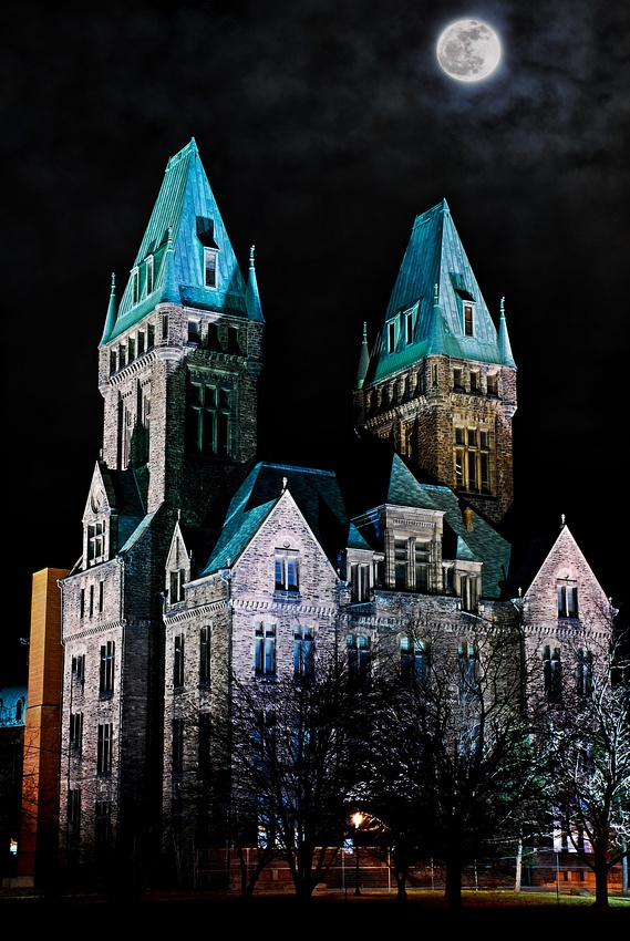 HH Richardson building in Buffalo, NY