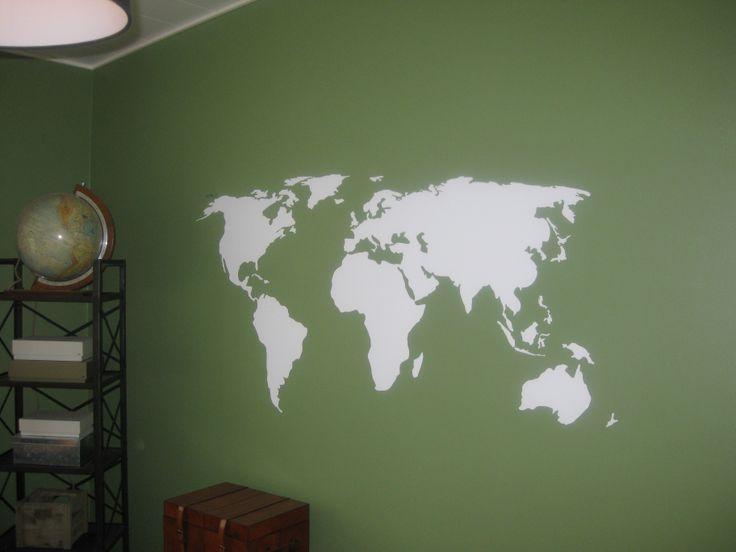 Maailmankartta-toteutus