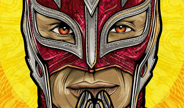 Pale Horse x WWE Magazine by Pale Horse , via Behance