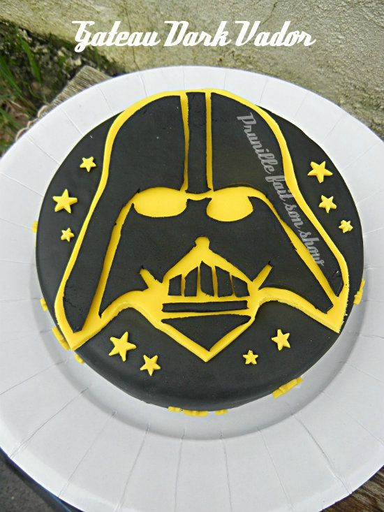 Extrêmement Les 25 meilleures idées de la catégorie Gâteau star wars sur  AJ47