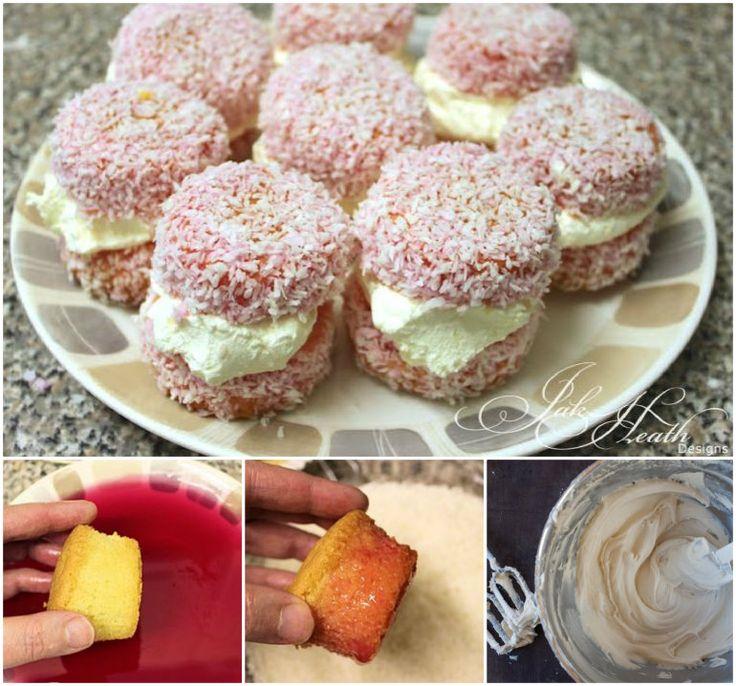 Jelly Jubilee Cakes