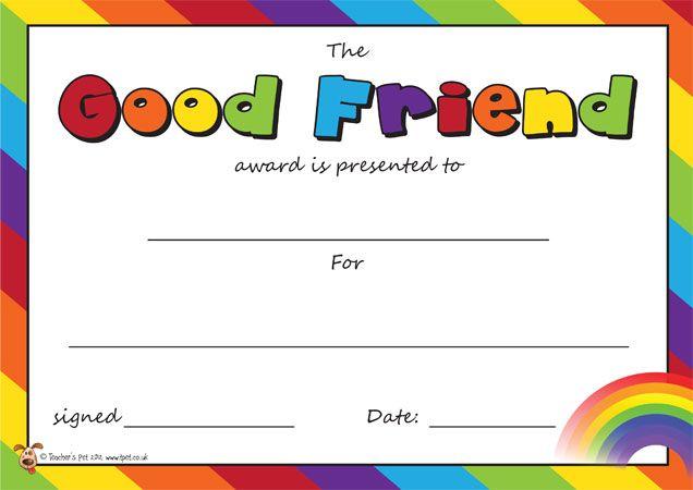 award certificates  teachers pet and eyfs on pinterest
