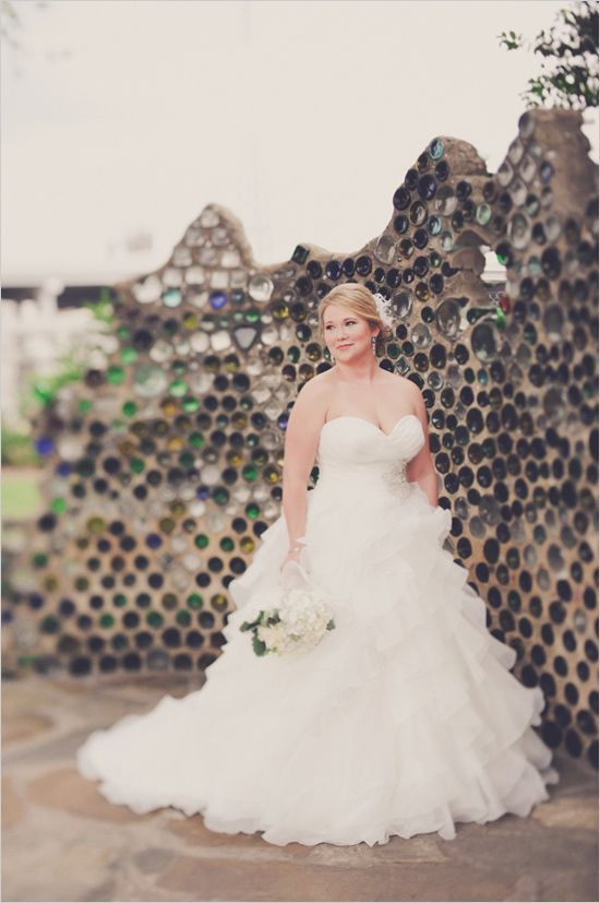 Allure Bridals wedding gown from Emma's Bridal Boutique