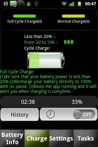Android Telefonunuzun Pil Performansını Artırmak İçin İpuçları   http://androidturkey.net/2011/07/23/android-telefonunuzun-pil-performansini-artirmak-icin-ipuclari/