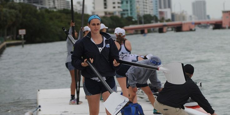 The Official Athletic Website of Nova Southeastern University - No. 6 Rowing Primed for NCAA National Championship