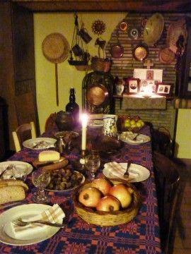 Chieti,Lu Ramajette San Salvatore :eventi per la Festa dei Morti