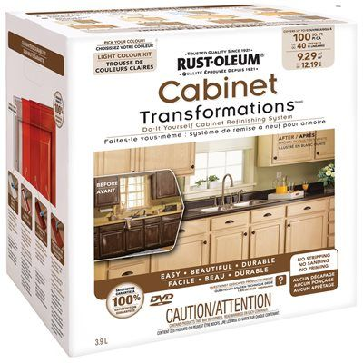Rust-Oleum Resurfacing Kit 26313 Cabinet Transformations ...
